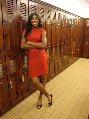 Black Tennis Pro's Venus Williams Book Cover Shoot Come To Win