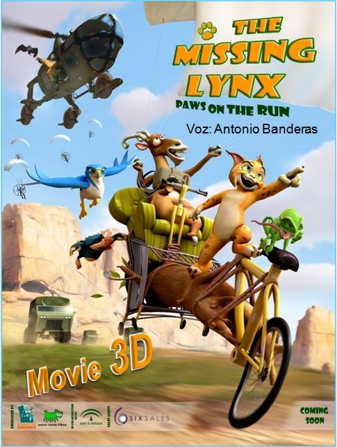 The Missing Lynx (2008) Movie Download In Hindi 300MB