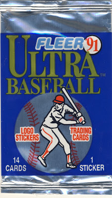 A Pack To Be Named Later: 1991 Fleer Ultra Baseball