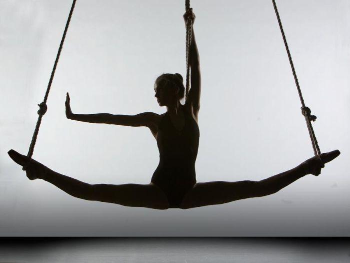 Yoga Rolle übungen