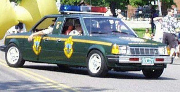 Amusing Pics Funny Police Vehicles
