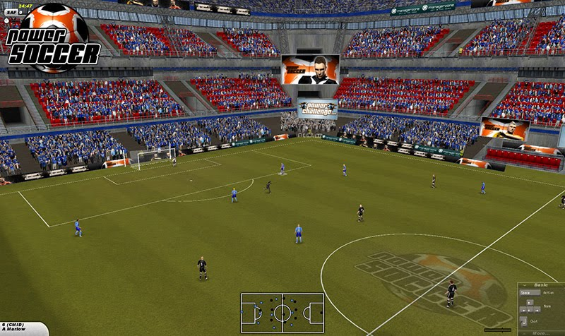Power Soccer An Online Football Game My Space My Thoughts