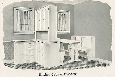 Oakview Cottage 1920 Craftsman Kitchens