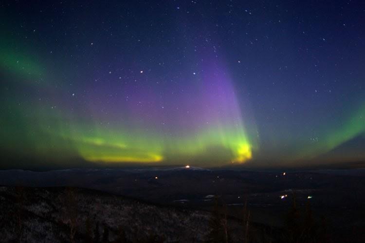 Northern Lights Best Time See Alaska