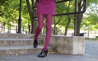 ... än var 20e kvinna i Stockholm som hade strumpbyxor tights. Att Sverige  ligger efter London modemässigt har jag ju vetat länge men att skillnaden  skulle ... 29ca6f3e26522