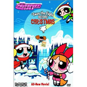 Ppg Twas The Fight Before Christmas.Powerpuff Girls The Fight Before Christmas 2003