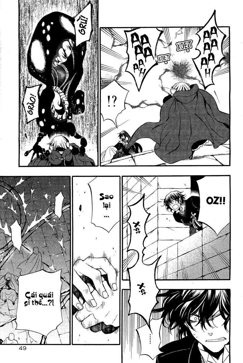 Pandora Hearts chương 059 - retrace: lix couldn't put humpty dumpty together again trang 17