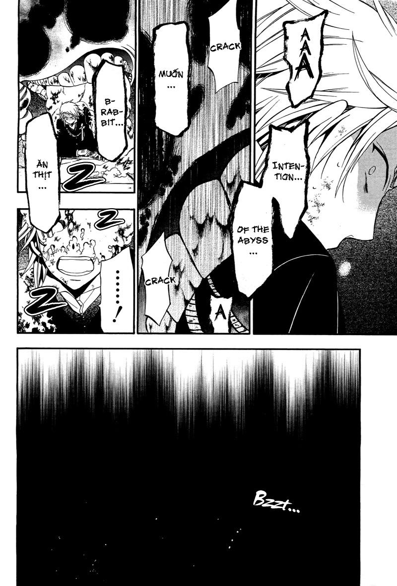 Pandora Hearts chương 059 - retrace: lix couldn't put humpty dumpty together again trang 22
