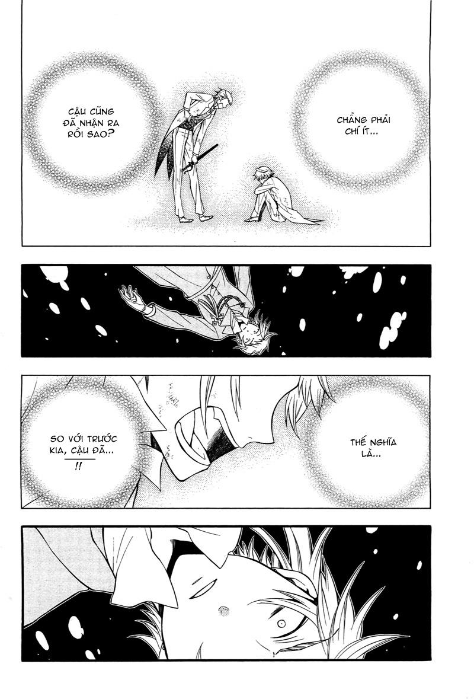 Pandora Hearts chương 059 - retrace: lix couldn't put humpty dumpty together again trang 30