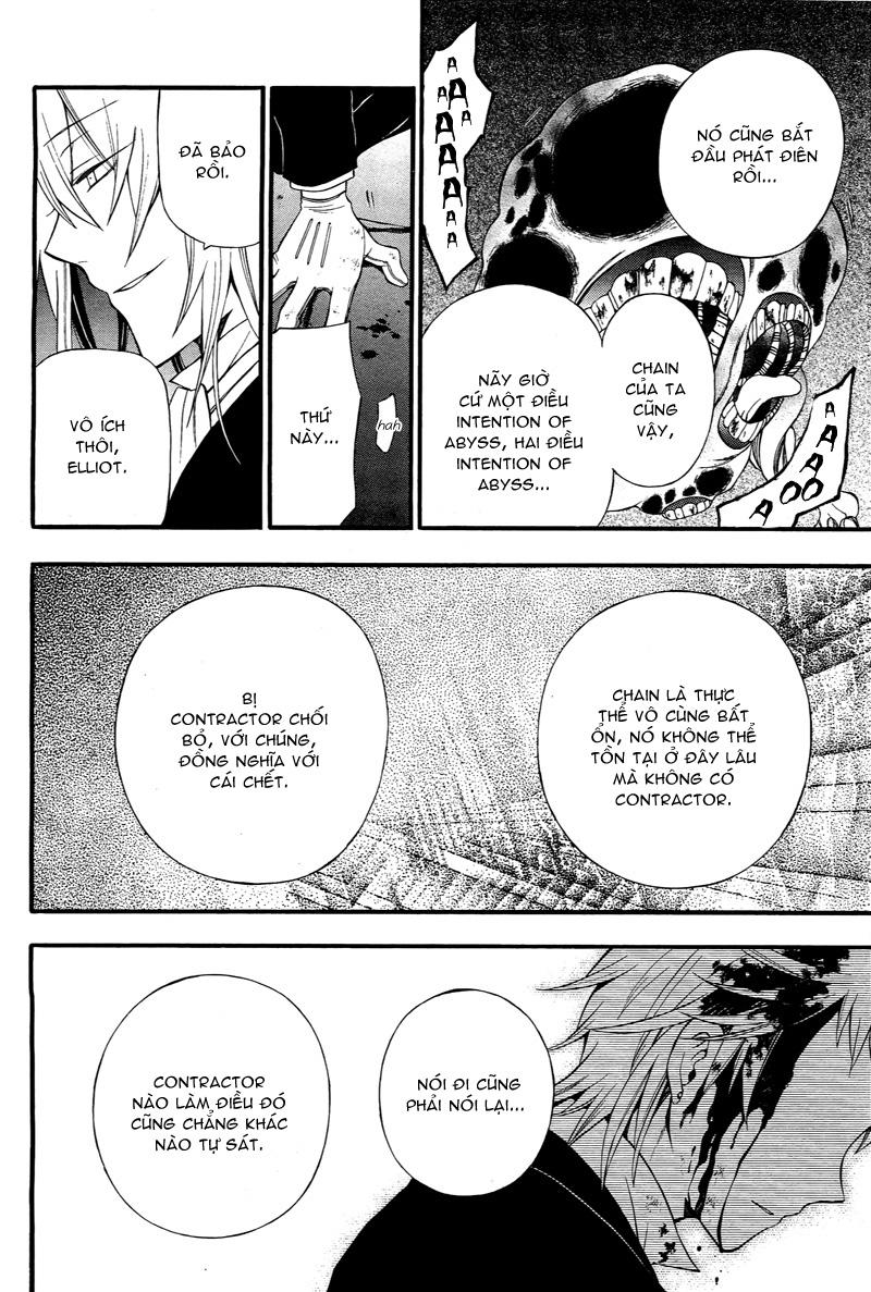 Pandora Hearts chương 059 - retrace: lix couldn't put humpty dumpty together again trang 36
