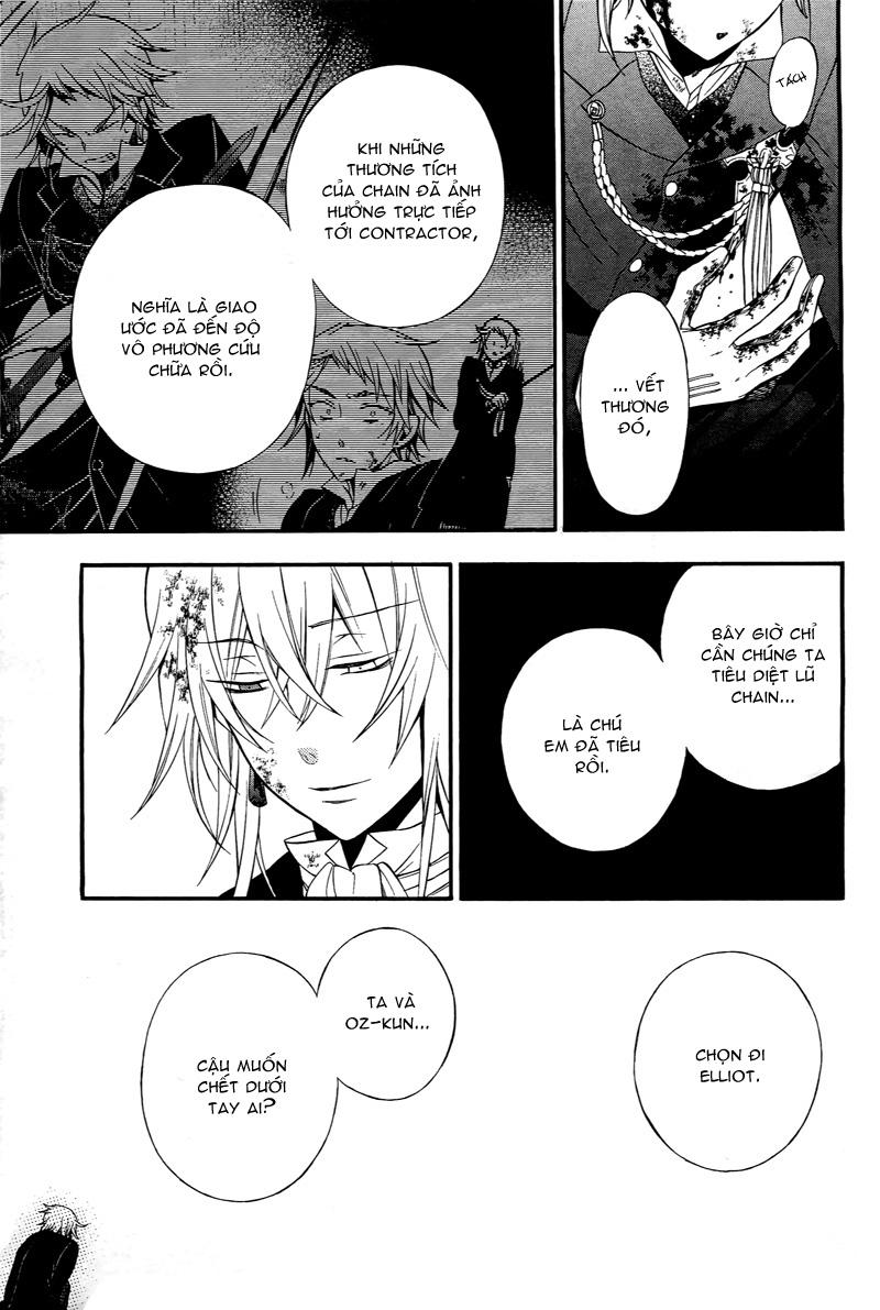 Pandora Hearts chương 059 - retrace: lix couldn't put humpty dumpty together again trang 39