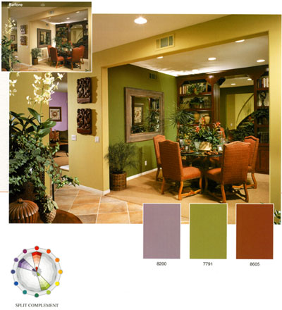 Interior Design 101 - Color Schemes - Sonya Hamilton Designs