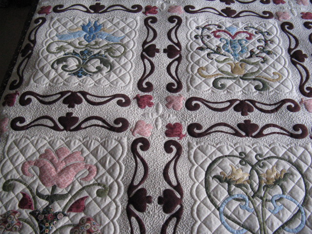 William Morris in Quilting: Back to the Drawing Board : william morris quilt patterns - Adamdwight.com