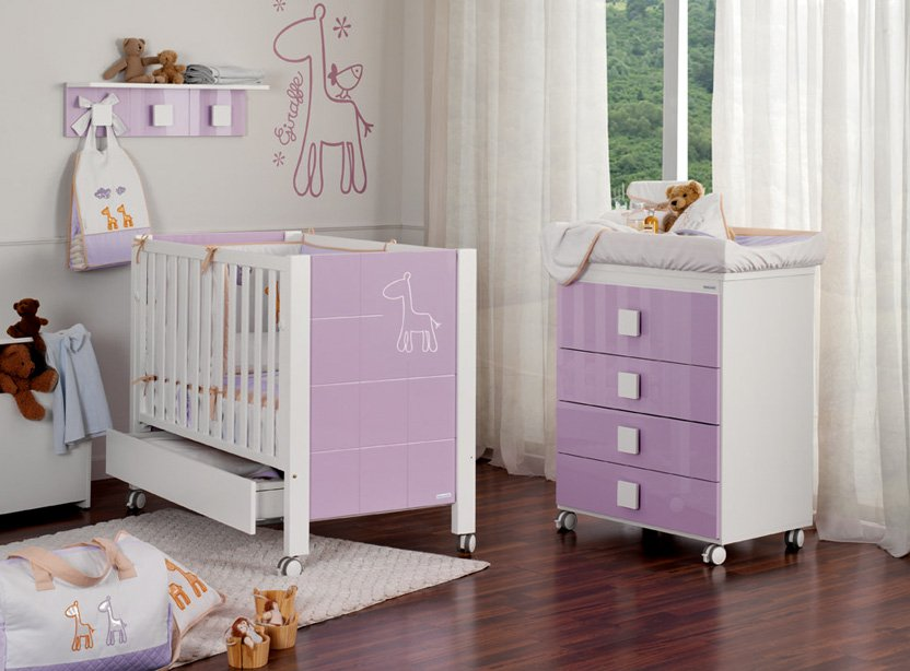 Modern Nursery Furniture For Babies