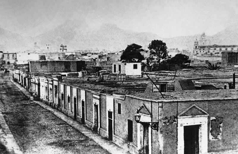 Resultado de imagen para lima 1822