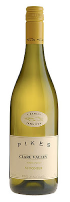 Pikes Gill's Farm Viogner, Clare Valley 2008 Tasting Notes