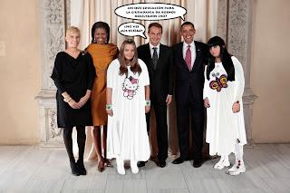 Imagenes De Las Hijas De Zapatero