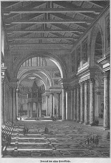 orten in rom wo petrus und paulus waren