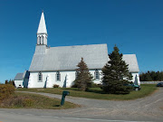 St. Peter's Church, Malbay, Gaspe, Quebec, Canada