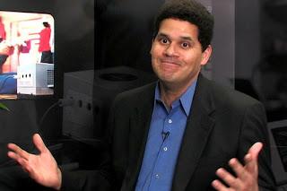Reggie nos pide nuestra opinión