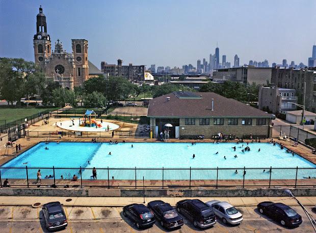 Missy' Mfa Chicago Public Pools