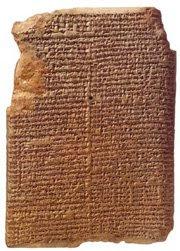 tavoletta babilonese