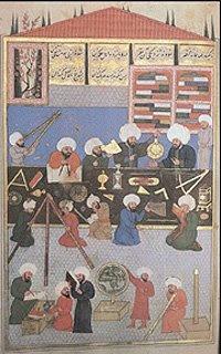 astronomi arabi XVI secolo