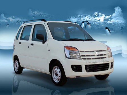 Maruti Wagon R Stands For Recreation