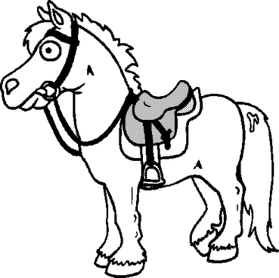 Transmissionpress Horse Animal Free Printable Coloring Pages