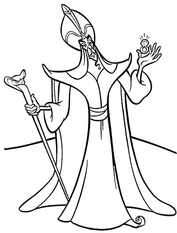 Disney Villains Coloring Pages - Best Coloring Pages ...