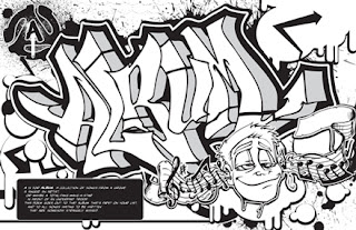 Best Graffiti World: Graffiti Sketches : Graffiti Coloring ...