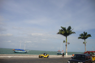 Mar de Porto Seguro - Bahia