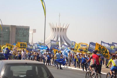 7 de setembro em Brasília