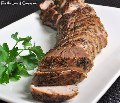 Simple Pork Tenderloin