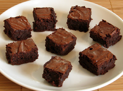 Cocoa Brownie Bites