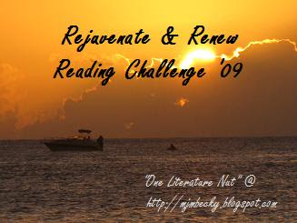 Rejuvenate and renew reading challenge button