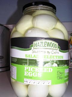 Hazlewood Pickled Eggs
