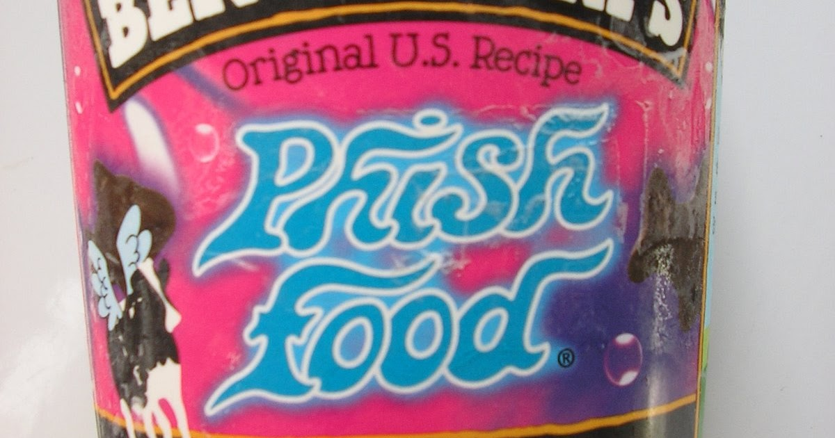 Ben And Jerry S Phish Food Frozen Yogurt Uk