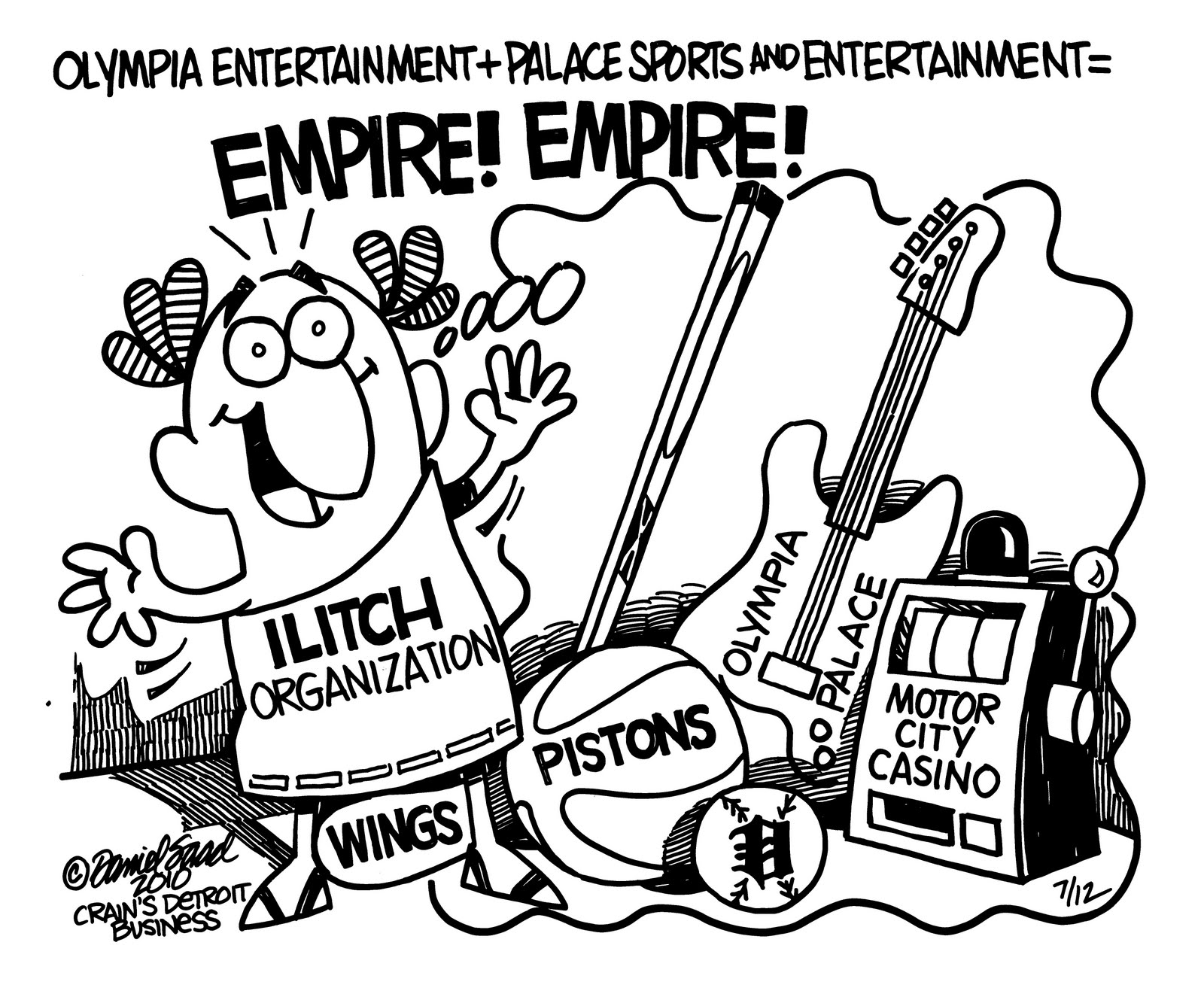 Pen Points: CARTOON of the DAY: A New Empire, Empire!?