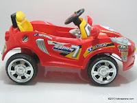 3 Mobil Mainan Aki PLIKO PK8318N PRO MOTORACER 7