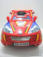 1 Mobil Mainan Aki PLIKO PK9100N  TURBO S