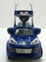 1 Mobil Mainan Aki JUNIOR B26R PORCHE Remote Control