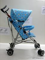 3 Kereta Bayi BABYDOES BD203 Buggy