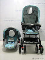 Baby Stroller and Infant Car Seat MAMALOVE YJ05 - LA04 A