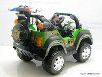 4 Mobil Mainan Aki PLIKO PK899N COMBAT JEEP