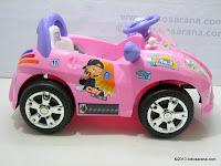 3 Mobil Mainan Aki PLIKO PK8818N CITY CHILDREN