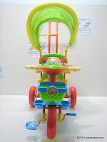 2 Sepeda Roda Tiga PORORO Toto 2