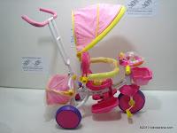 3 Sepeda Roda Tiga PORORO Abi Prinsel
