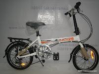 1 Sepeda Lipat ELEMENT FLASH 16 Inci