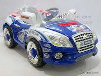 1 Mobil Mainan Aki ELITE QY2018 POLICE 1